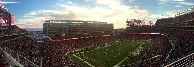 Levi's Stadium, Santa Clara, CA